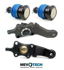 Mevotech Front Upper & Lower Ball Joint Pair for Toyota 4Runner Sequoia Tundra