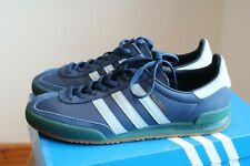 Adidas Valencia UK SIZE 9 City Series Blue Suede Leather Casuals Originals Jeans