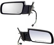 1998 1999 TAHOE SUBURBAN MIRRORS POWER WITH HEAT PAIR LEFT/RIGHT SET