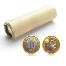 China 10 Yuan Coin, 2016, 40 PCS=One Roll, UNC>Monkey Zodiac Commemorative