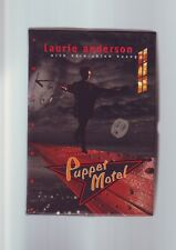PUPPET MOTEL : LAURIE ANDERSON - APPLE MAC MACINTOSH GAME - COMPLETE - VGC