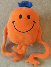 Mr Tickle From Mr Men And Little Miss Moving Soft Toy Plush With Sounds V Rare N