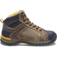 Wolverine Men Chisel Mid-Cut Steel-Toe Work Boot