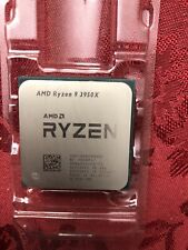 *For Parts* AMD Ryzen 9 3950X Unlocked (16 Core) 3.50 GHz Processor