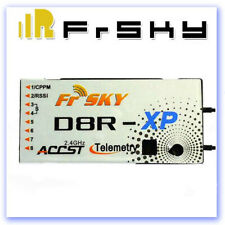 FrSKY D8R-XP 2.4GHz 8-Channel Receiver