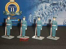 Britains 40280 Coleccionistas Club Royal Air Force RAF Metal Conjunto figura soldado de juguete