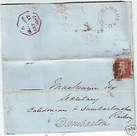 # 1847 RENFREWSHIRE BARRHEAD UDC WRAPPER TO CALEDONIAN & DUNBARTONSHIRE RAILWAY