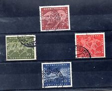 Alemania Federal Deportes Olimpiada año 1960 (BJ-292)