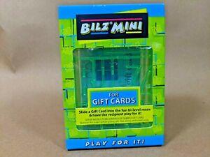 Bilz Mini Gift Card Bi-level Maze Gift Card Holder Game Puzzle