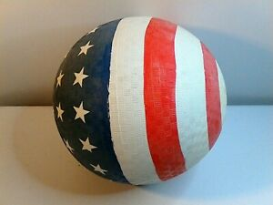 USA Patriotic Playground Ball Fun Games For Family Franklin Sports 8.5 Inches