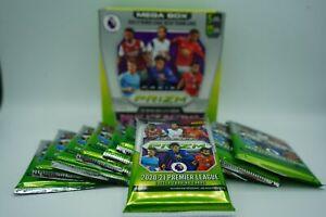 2020-21 Panini Prizm SOCCER English Premier League EPL SEALED PACK from Mega Box