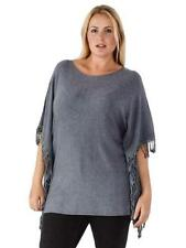 Viscose 3/4 Sleeve Machine Washable Casual Tops for Women
