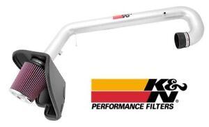 K&N 77 Series Silver Air Intake System fits 2004-2007 Saturn Vue 3.5L V6