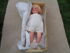 "ANTIQUE GERMAN HEUBACH KOPPELSDORF 20"" BLONDE DOLL - BISQUE HEAD 342.1 1919-32"