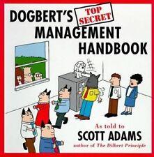 Dogbert's Top Secret Management Handbook by Adams, Scott Book The Cheap Fast