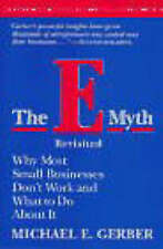 The E Myth Revisited, Gerber, Michael E., New Book