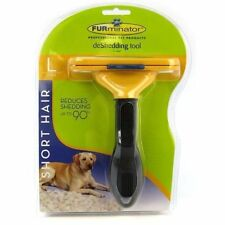 "FURMINATOR DESHEDDING TOOL FOR LARGE DOGS 4"" BLADE SHORTHAIR 51 - 90 LBS"