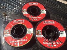GALVANISED WIRE***CLEARANCE STOCK***