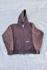 Vintage Carhartt Burgundy Jacket