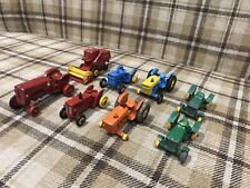 vintage matchbox lesney diecast tractor mixed lot FORD FORDSON