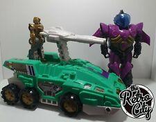 Vtg G1 Transformers Ultra Pretender Roadblock 1989 Hasbro Takara Not Complete