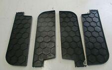 BMW 5 Series E60 placas de separación del compartimiento de equipaje usado genuino - 7076688