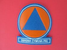 Obrona Cywilna PRL - Civil Defense of the People's Republic of Poland