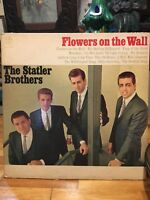 LP Vinyl Record Statler Brothers Flowers on the Wall Columbia  Very Good
