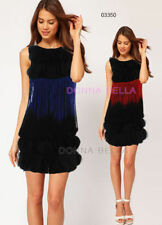 Ombre Casual Regular Size Dresses for Women