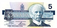 Canada ... P-95a1 ... 5 Dollars ... 1986 ... *UNC*.