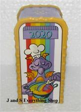 Figment 2020 Epcot Food and Wine Festival 25th Anniversary Shaker Disney In Hand