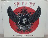 CD PREY - KNIGHTS OF THE REVOLUTION - NUOVO NEW