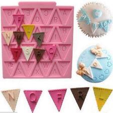 Cake Mold For Baking Chocolate Mold  Alphabet Letter Trays Fondant Decor Tool