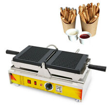 G Commercial Biscuit Stick Waffle Machine Threaded French Fries Snack Maker 110V