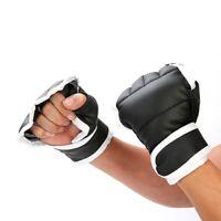 2PCS 5M Cotton Lengthened Boxing Hand Wraps Handwraps Bandages Training Boxing