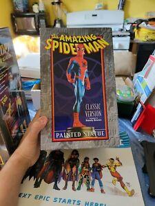 Spider-Man Classic Version Statue 944/5000 Marvel Bowen
