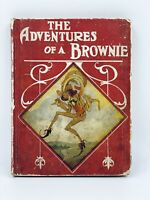 ADVENTURES OF A BROWNIE - 1st Ed. 1908 - John R. Neill (Oz) First Edition