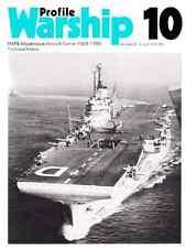 MARINA Warship Profile 10 - HMS Illustrious - DVD