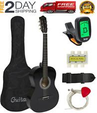 Guitarra Acustica Clasica Para Aprendices Niños Adultos Principiantes Accesorio