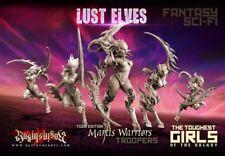 Raging Heroes - Mantis Warriors - TROOPS New in Box