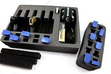 QuickDraw 5 pistol +26 mags + Storage Bucket foam insert fits Pelican 1550 case