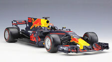 2017 Bburago 1:18 F1 Red Bull Racing RB13 #33 Max Verstappen Diecast Model Car