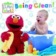 Elmo's World: Being Clean! (Sesame Street(R) Elmos World(TM))