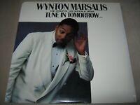 WYNTON MARSALIS Original Soundtrack From Tune In Tomorrow SEALED New Vinyl LP