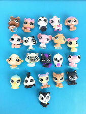 Lot 21 Mini Littlest Pet Shop Baby Cat Dog  LPS Set / Chien Chat