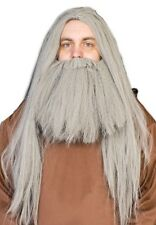 Wizard wig and beard with FREE FREIGHT!!!!!