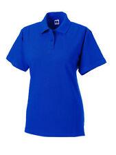 Camisas y tops de mujer polos color principal azul