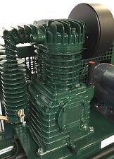 Rolair 4090k17 15 2 3 Hp Single Stage Air Compressor Pump With Flywheel K17