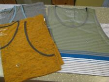 3 Aeropostale Tanks Tank Top Sleeveless T Shirt Lot Size XL