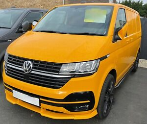 2021 71 REG T6.1 110PS HIGHLINE WITH BRAND NEW CAMPERVAN CONVERSION - YELLOW